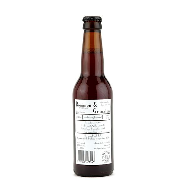 Bommen & Granaten ABV 11.9% Imperial Beer Club